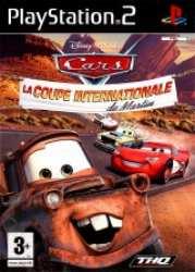4005209094320 Cars 2 La Coupe Internationale De Martin FR PS2