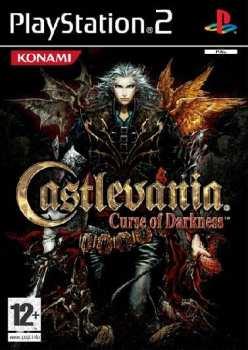 4012927124284 Castlevania Curse Of Darkness - FR PS2