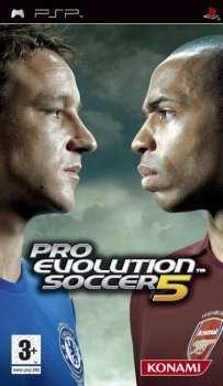 4012927060452 PES Pro Evolution Soccer 5 FR PSP