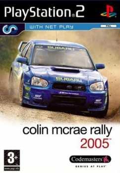 5024866328158 Colin Mcrae rally 2005 FR PS2
