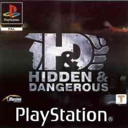 5026555191074 Hidden En Dangerous FR PS1