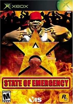 5026555240116 State Of Emergency FR Xbox