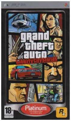 5026555281317 GTA Liberty City Stories FR PSP