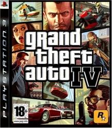 5026555400336 GTA 4 Grand Theft Auto IV FR PS3