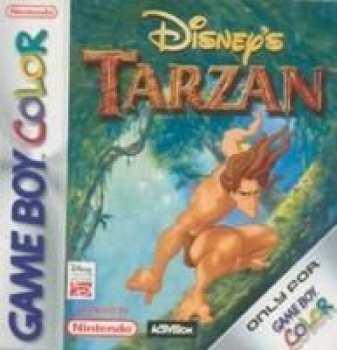 5030917008948 Disney Tarzan FR GBC