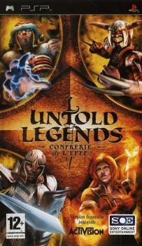 5030917028762 Untold Legends FR PSP