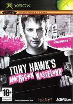 5030917030192 Tony Hawk S - American Wasteland FR XBox