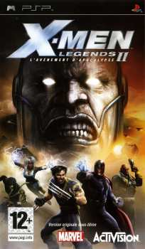 5030917033018 X-men Legends 2 - L'avenement D'apocalypse FR PSP
