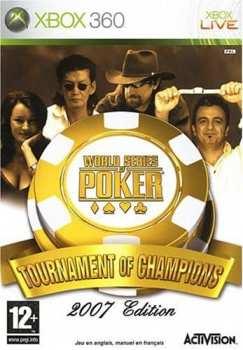 5030917040559 World Series Of Poker - Tournament Of Champions FR X36