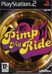 5030917040832 Pimp my Ride STFR PS2