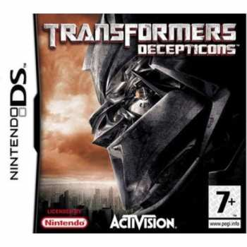 5030917044588 Transformers the games Decepticons - NDS