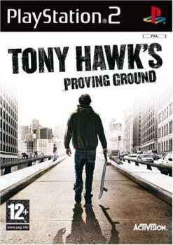 5030917047534 Tony Hawk Proving Ground FR PS2