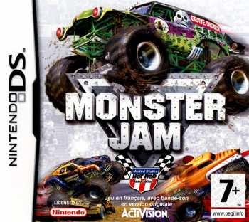 5030917052880 Monster Jam FR NDS