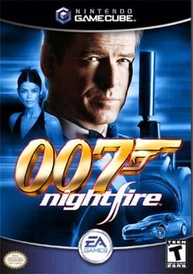 5030931032417 7 James Bond Nightfire FR NGC