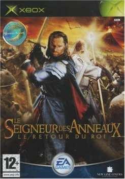 5030931035111 Le Seigneur Des Anneaux Retour Du Roi FR XBOX