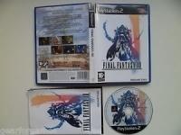 5030931037016 Final Fantasy FF X-2 10-2 FR PS2