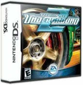 5030931043666 FS Need for Speed Underground 2 FR NDS