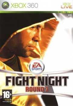 5030931049125 Fight Night Round 3 FR X36