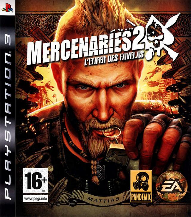 5030931059056 Mercenaries 2 L Enfer Des Favelas FR PS3