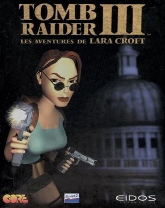 5032921004510 Tomb Raider 3 FR PS1