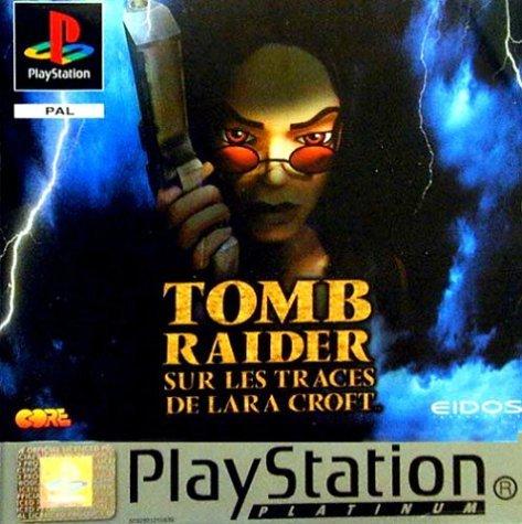 5032921012799 Tomb Raider Sur Les Traces De Lara Croft FR PS1