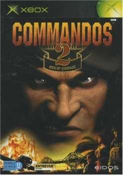 5032921016940 Commandos 2 Men Of Courage FR Xbox