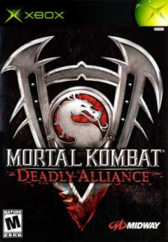 5037930080203 MK Mortal Kombat Deadly Alliance FR Xbox