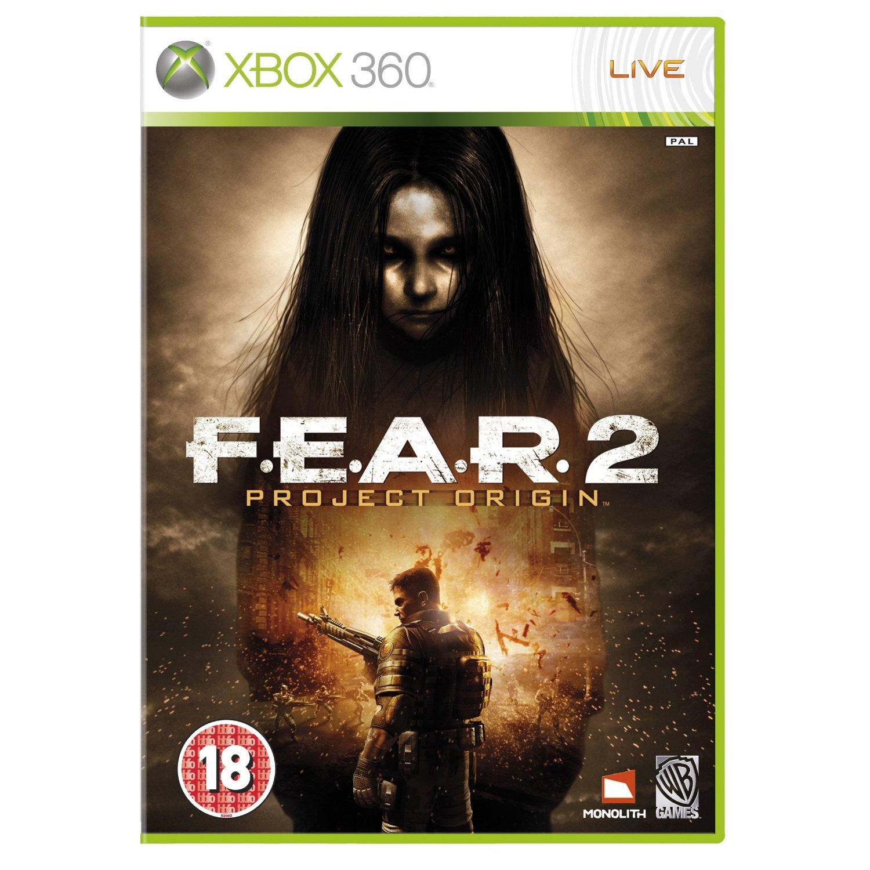 5051602222890 F.E.A.R. Fear II 2 Project Origin FR X36