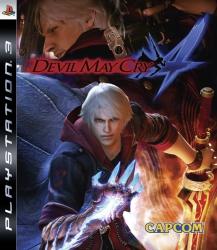 5055060925041 DMC Devil May Cry 4 FR PS3