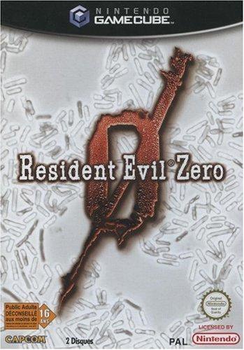 5055060950159 RE Resident Evil Zero 0 UK/UK NGC