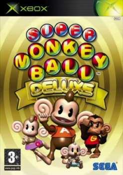 5060004765003 Super Monkey Ball - Deluxe FR Xbox