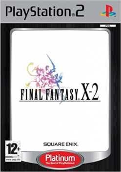 5060121821460 Final Fantasy X-2 Platinum FR PS2