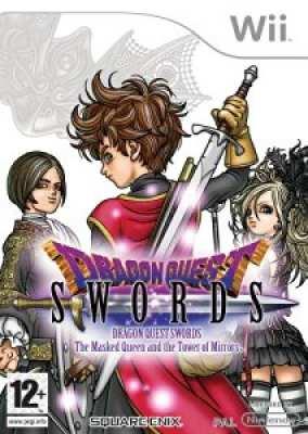 5060121822726 DQ Dragon Quest Swords FR WII