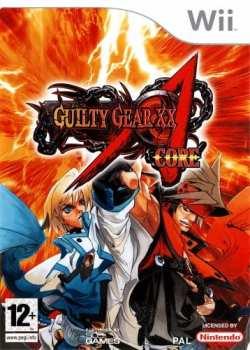 8023171012919 Guilty Gear XX Core FR Wii