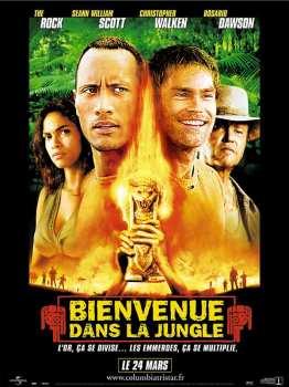 3333299308197 Bienvenue Dans La Jungle (Dwayne The Rock Johnson) FR BR