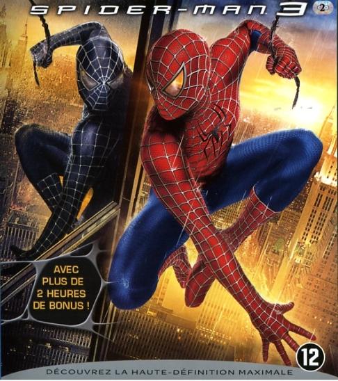 8712609678130 Spider-man 3 FR BR