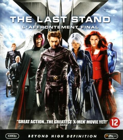 8712626031086 X MEN 3 III The Last stand affrontement final FR BR