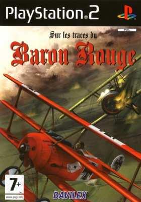 8712823042823 Sur Les Traces Du Baron Rouge FR PS2