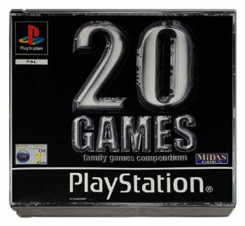 8713399008909 20 Games Familly games compendium FR PS1