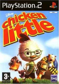 8717418065447 Chicken Little the movie FR PS2