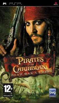 8717418094270 Pirates Of The Caribbean - Dead Man S Chest FR PSP