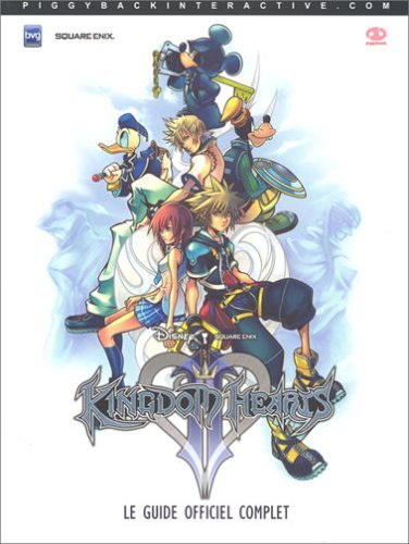 9781903511916 Guide strategique officiel KH Kingdom Hearts 2 II Guide
