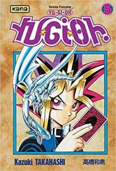 9782871292272 Manga Yu-gi-oh! Tome 5 - Kana -