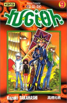 9782871292531 Manga Yu Gi Oh! Tome 9 - Kana -