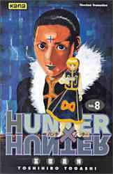 9782871293231 Manga Hunter X Hunter Vol 8 BD
