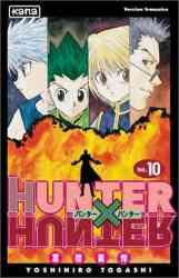 9782871293255 Manga Hunter X Hunter Vol 10 BD