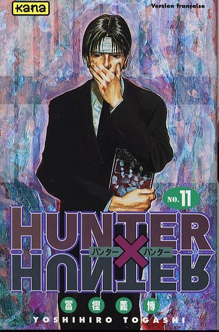 9782871294023 Manga Hunter X Hunter Vol 11 BD