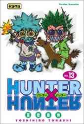 9782871294290 Manga Hunter X Hunter Vol 13 BD