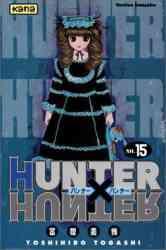 9782871295099 Manga Hunter X Hunter Vol 15 BD
