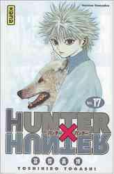 9782871295624 Manga Hunter X Hunter Vol 17 BD